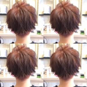 ☆今はピンクがオススメ☆|上三川町 しらさぎ 美容室ソーヴ(hair solve)