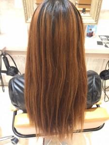 ☆カラー☆ 上三川町 しらさぎ 美容室ソーヴ(hair solve)