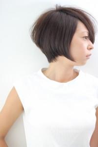 ☆頭の形がキレイに見えるショートスタイル☆ 上三川町 しらさぎ 美容室ソーヴ(hair solve)