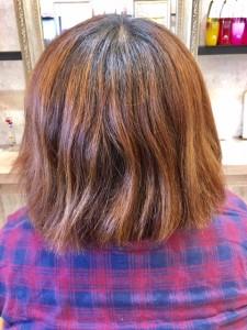 ☆ナチュラルストレート☆ 上三川町 しらさぎ 美容室ソーヴ(hair solve)