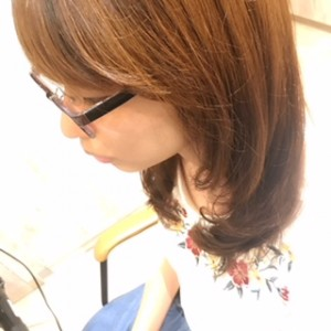 ☆パーマ☆|上三川町 しらさぎ 美容室ソーヴ(hair solve)