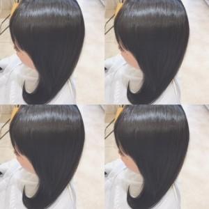 ☆髪質改善ストレート☆|上三川町 しらさぎ 美容室ソーヴ(hair solve)