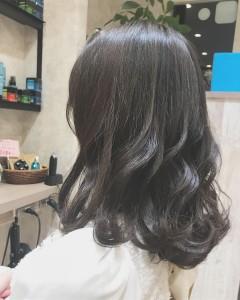 ☆ミディアム☆|上三川町 しらさぎ 美容室ソーヴ(hair solve)